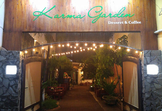 Karma Garden Coffee