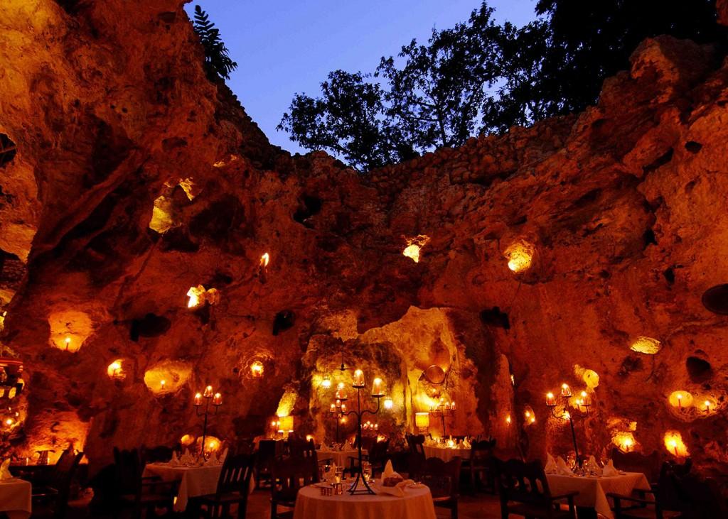 Ali Barbour's Cave, Kenya