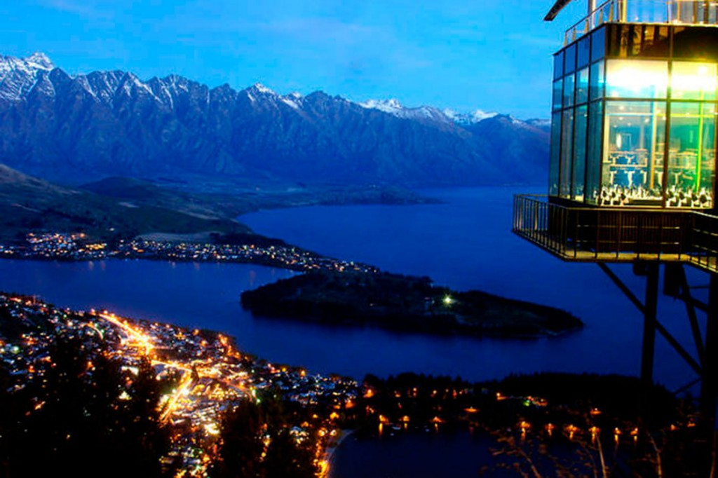Nhà hàng Stratosfare, Queenstown, New Zealand