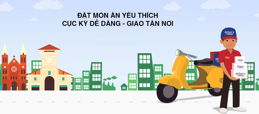 ứng dụng giao hàng Now.vn