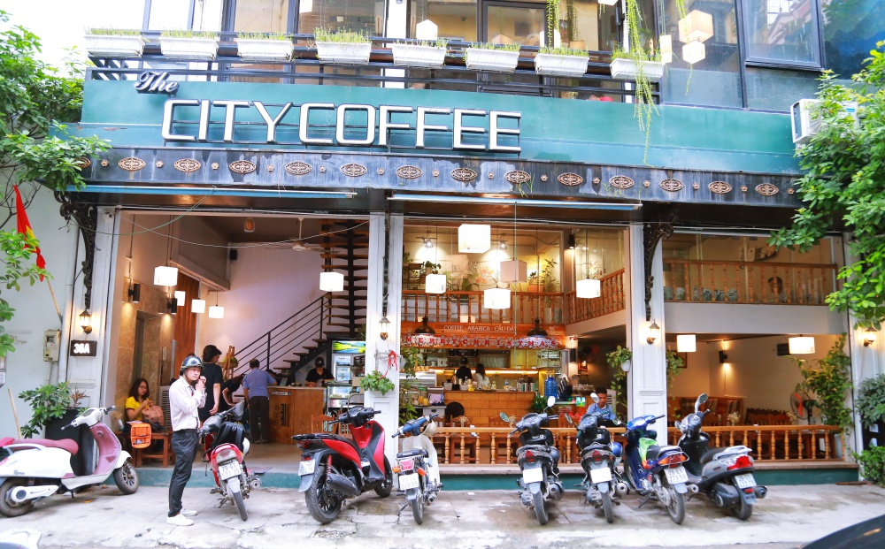 The City Coffee